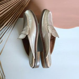 Sperry Shoes - NEW Sperry Seaport Fina Mule Loafers in Rose Gold